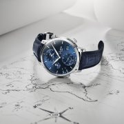 Glashütte Original Senator Cosmopolite Midnight Blue