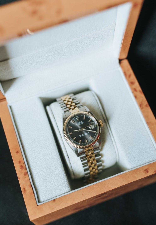 Rolex Datejust 1601 Nicola Rehbein