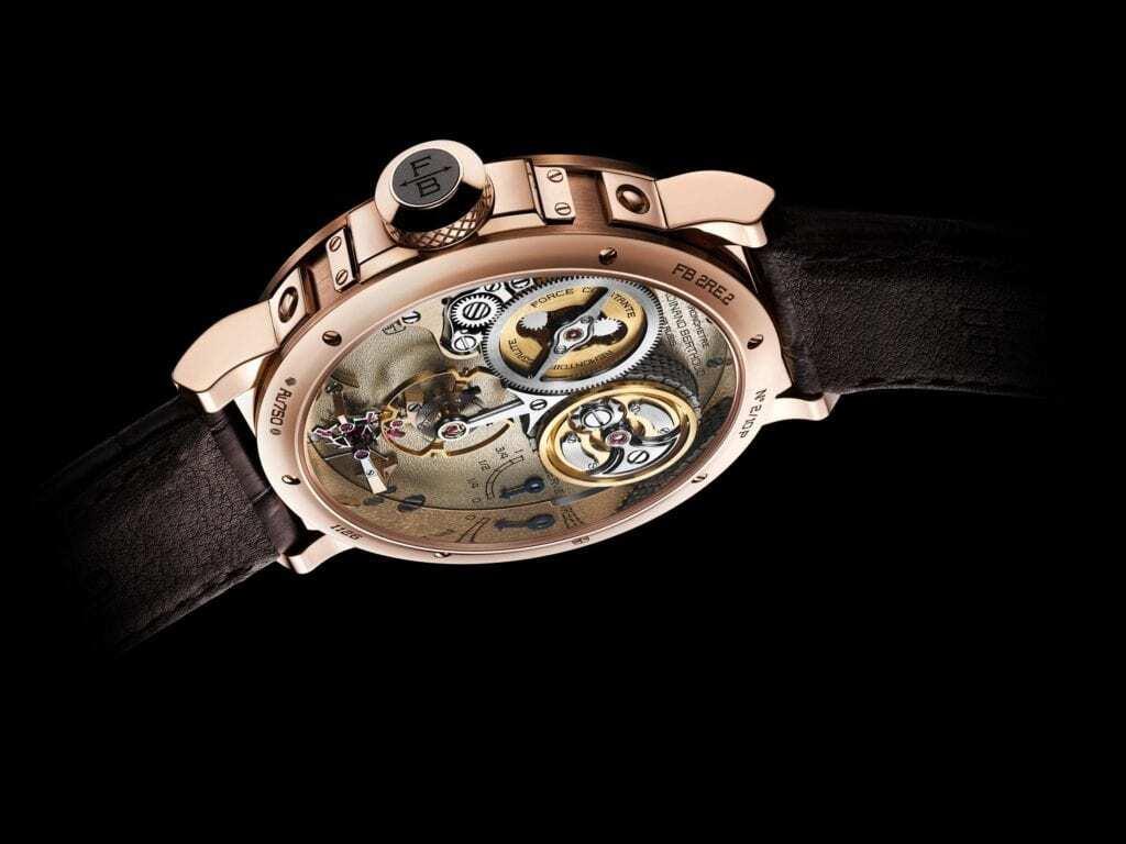 Inside the Watch of Ferdinand Berthoud