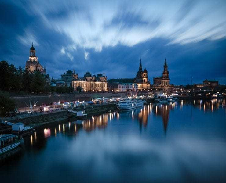 Glamorous times for Dresden's restaurant scene