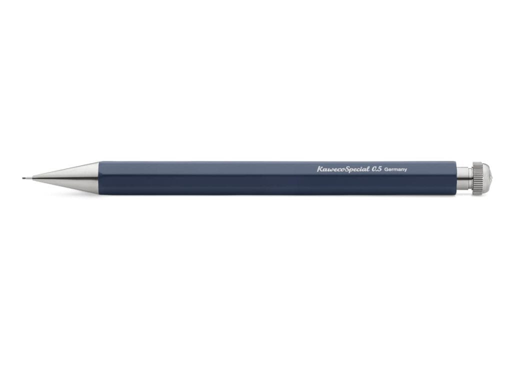 Special Mechanical Pencil Blue Edition
