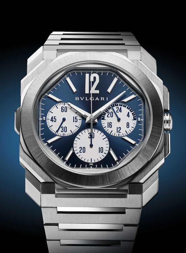 Bulgari LVMH Watch Week - Bulgari Octo Finissimo S Chronograph GMT