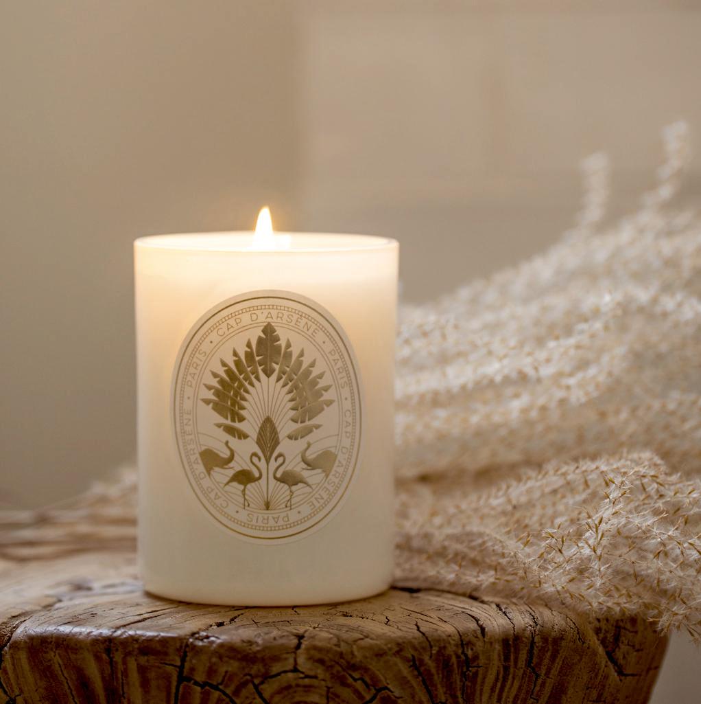 Cap d'Arsène Scents Candle