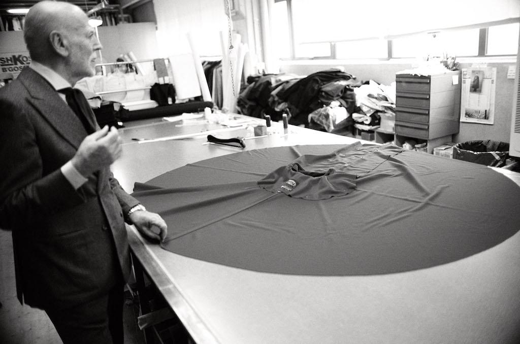 Making a Wool Cloak