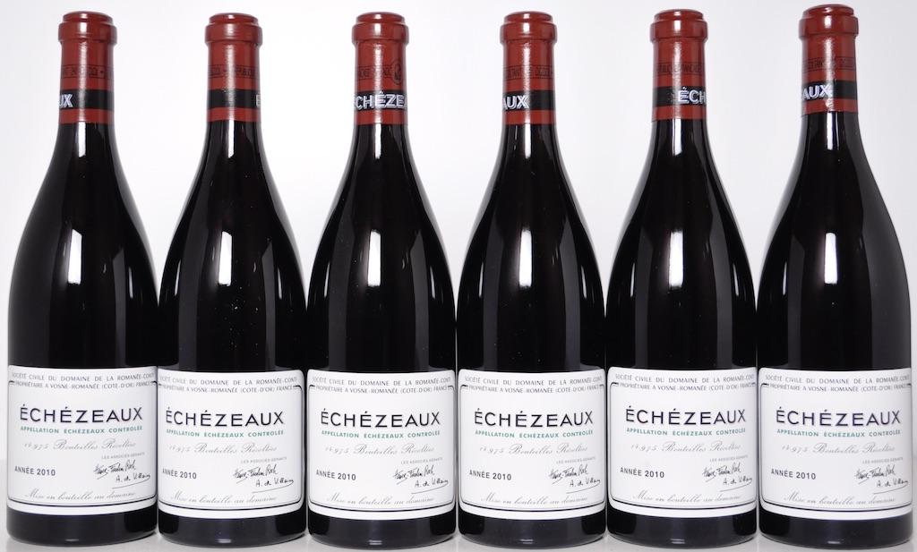 Domaine de la Romanée-Conti Wein Investition