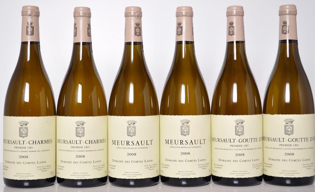 Domaine des Comtes Lafon Wein Investition