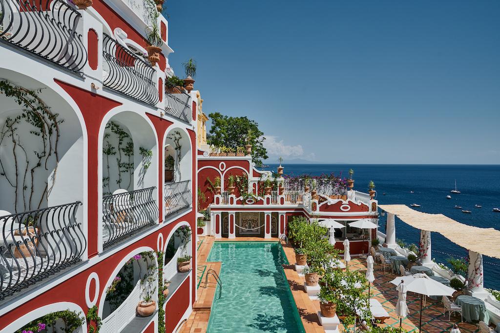 Le Sirenuse Hotel Amalfi Coast