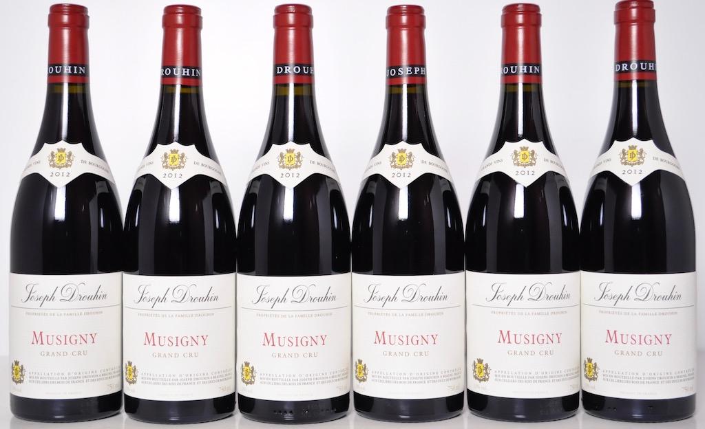 Joseph Drouhin Wein Investition