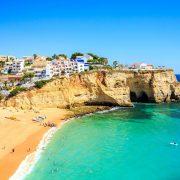 Algarve Portugal Coast