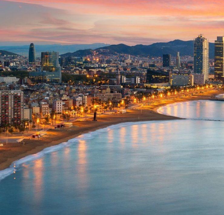 Hotel nel centro di Barcellona