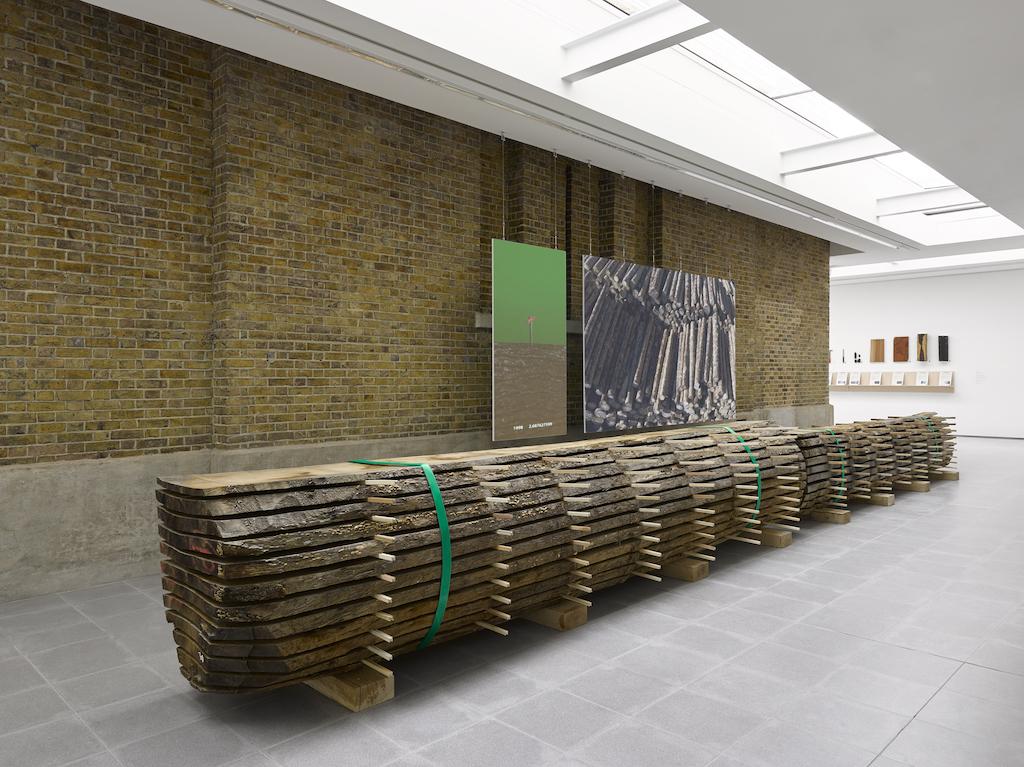 Exhibition Cambio at Serpentine Gallery in London
