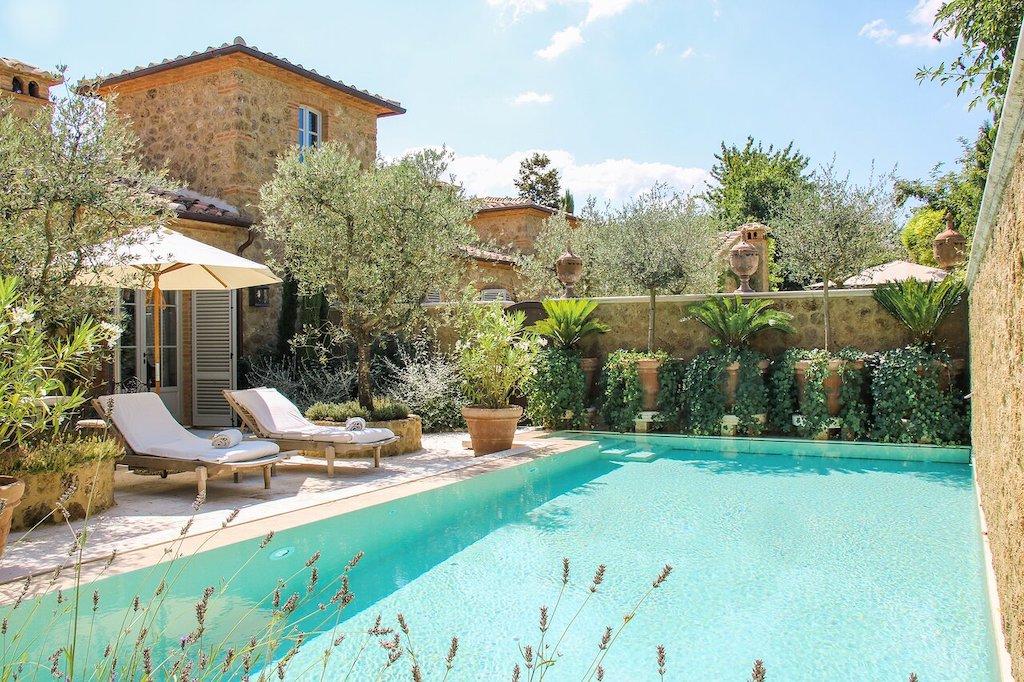Casa dell'Unicorno at Relais Borgo Santo Pietro Tuscany Toscana
