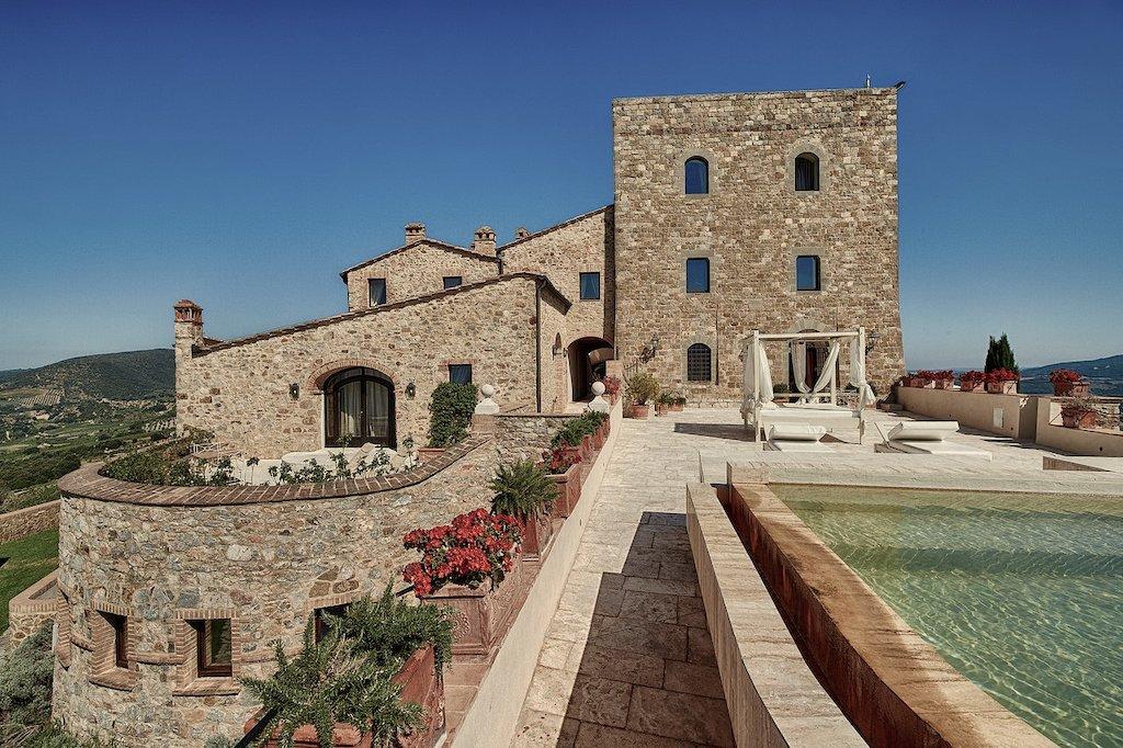 Castello di Velona Tuscany