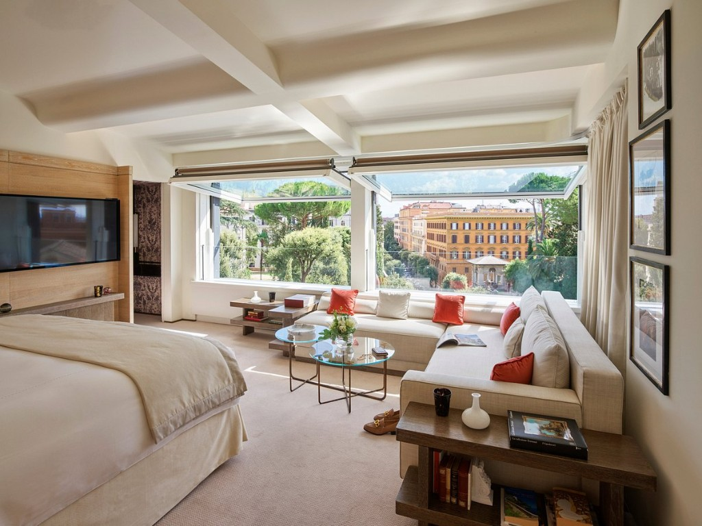 Best Hotels Rome, Italy