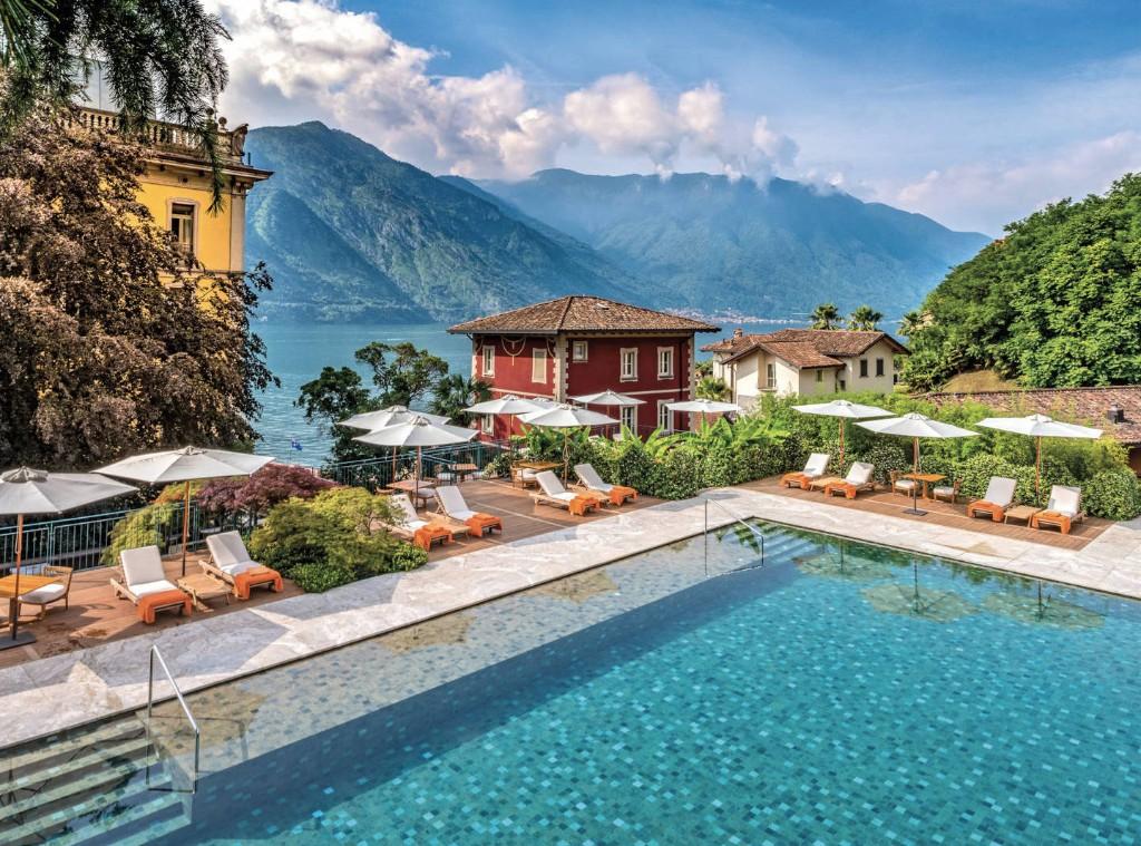 migliori hotel italia laghi