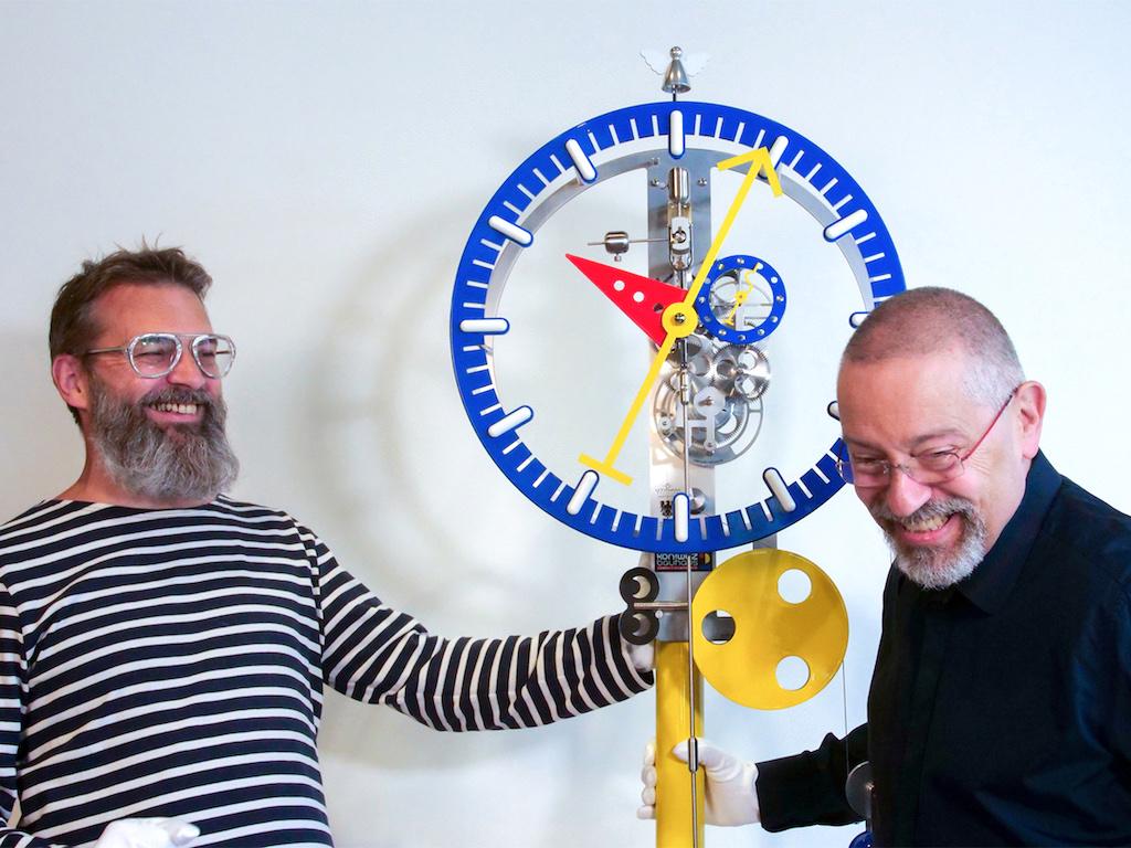 Alain Silberstein and Philippe Lebru Kontwaz Bauhaus 2 (KB2)