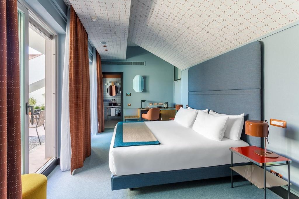 best design hotels in Milan, Italy